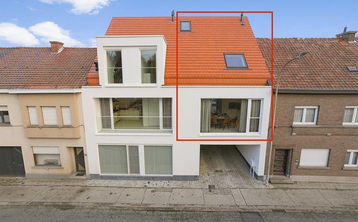Duplex te koop in Londerzeel